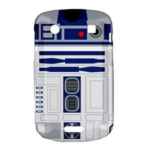 New R2D2 Star Wars Robot Blackberry Bold Touch 9900 9930 Case Cover