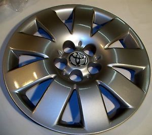 "Hubcaps Wheel Covers Toyota Corolla 2003 2004 15"" 61123"