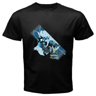 Black T Shirt Two Sides New Pokemon Black White 2 Black Kyurem