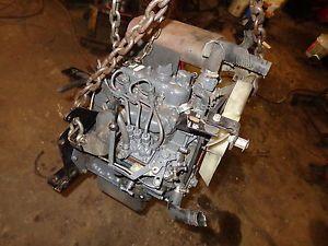 Kubota 3 Cylinder Diesel Engine on PopScreen