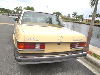 84 Mercedes 300D Turbo Diesel x Sharp Low Miles FLA Own Gorgeous No Smoker Nice