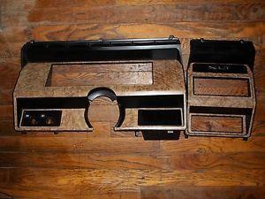 80 86 Ford F100 F150 Dash Radio Trim Bezel Pickup Truck F250 XLT 85 84