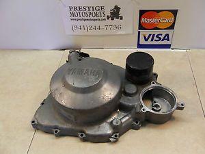 Clutch Cover 01 05 Yamaha Raptor 660 YFM660 YFM 660R Engine Case Right Motor
