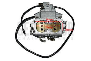 Gas Honda GX670 Generator Mower Engine Motor 24HP Carburetor Carb Parts