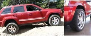 "05 09 Jeep Grand Cherokee 05 09 Commander 2"" Lift Kit"