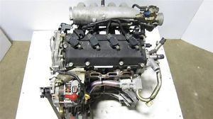 JDM Nissan Altima Engine QR25DE 2 5L 2002 2006 GXE Motor SE and Sentra SE R 2 5