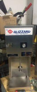 dairy blizzard machine