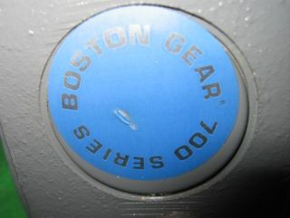 713 40 G 713406 40 1 Reductor Boston Gear Drive Box Speed Reducer 1L259 700 Ser