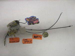 00 01 02 03 04 05 Celica Right Passenger Door Latch Lock Actuator RF R RH GT