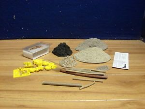 Resin Unlimited Modern Log Skidder to Built Dioarama Parts 471591