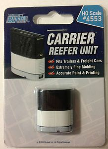 BLMA Carrier Reefer Unit for Trailers Freight Cars 1 87 HO Scale New 4553