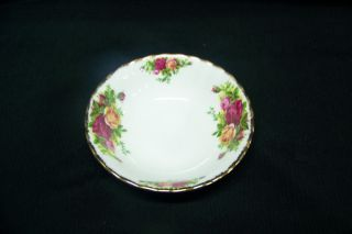 Royal Albert Bone China Old Country Rose Berry Bowl