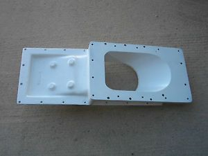 Berkeley Jet Pump Intake Housing H 2481 Race Boat Marine