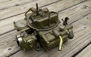 Holley 4 bbl Ford Motorcraft Carburetor 600 CFM 4180 F350