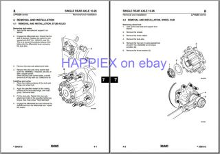 daf trucks 95xf cf65 cf75 cf85 lf45 lf55 workshop repair manuals wiring  diagrams