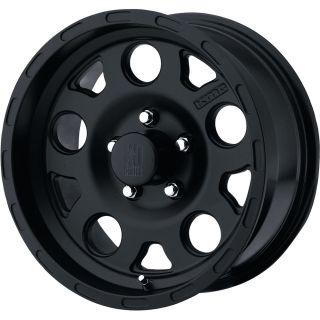 16x8 Black XD XD122 Enduro 5x4 5 0 Rims Toyo Open Country MT LT265 75R16 Tires