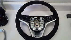 2013 Camaro SS 1LE Steering Wheel Suede for Manual Transmissions