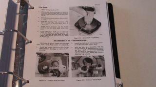 Case 680E or 680CK E Loader Backhoe Service Manual New