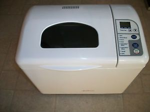 sunbeam bread machine 5891 parts