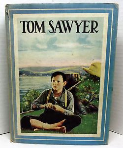 The Adventures of Tom Sawyer Books