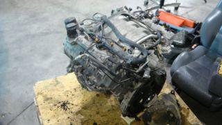 98 99 00 01 02 03 Mercedes Benz CLK320 W208 Engine Motor Assembly 3 2L 188K 6CYL