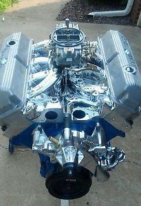 Ford 428 Cobra Jet Engine