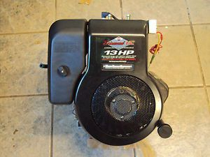 Briggs Stratton Riding Mower Engine 28M707 1148 Diamond IC Snapper Craftsman