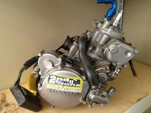 Honda CR125 Mod Motor Shifter Kart