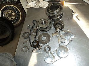Yamaha Virago 700: Motorcycle Parts