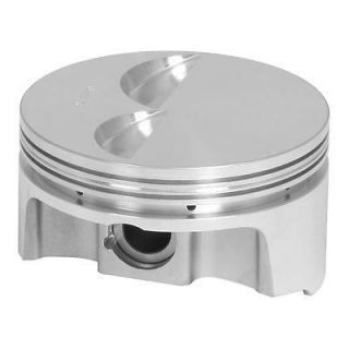 Ross Pistons Pistons Forged Flat 4 040 in Bore Chevy Small Block Set of 8