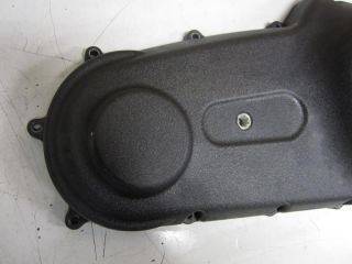 06 Later Harley Softail Dyna Black Outer Primary Cover Derby Cover 60761 06