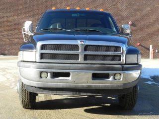 Dodge RAM 3500 Laramie SLT Dually