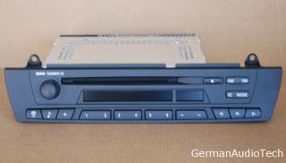 BMW x3 Z4 Business CD Player Radio Stereo MP3 Black 65126943437 03