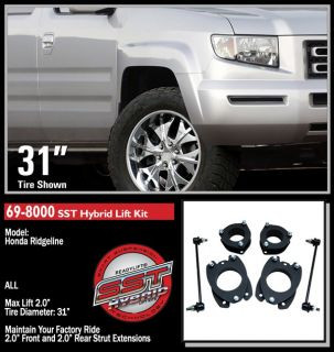 "69 8000 Readylift 2"" SST Lift Kit Honda Ridgeline"