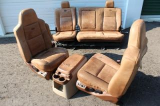 f150 2006 king ranch leather seat for sale autos post. Black Bedroom Furniture Sets. Home Design Ideas