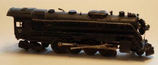 Vintage Lionel 726 Train Steam Locomotive Engine Post War