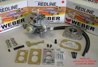 Suzuki Samurai Weber Carburetor Conversion Kit Electric Choke w Air Filter Adpt