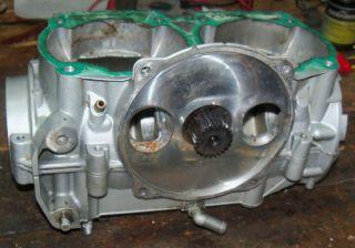 SeaDoo Sea Doo Speedster XP SPx GTI 717 720 Crank Case Crankcase Block Engine