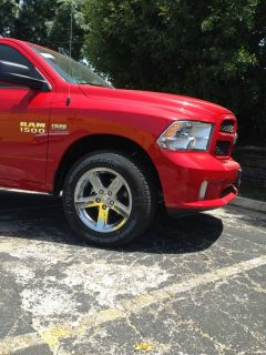 """Dodge RAM 1500 20"""" Wheels and Tires RAM Original Wheels and Tires"""