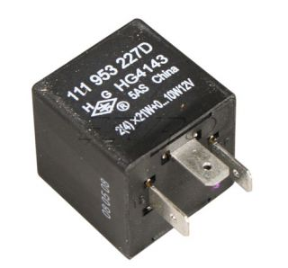 Flasher Relay Parts & Accessories