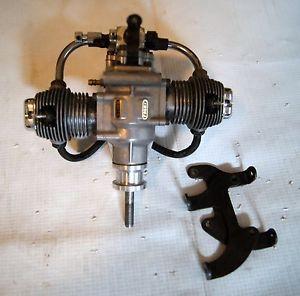 Used Saito FA60T 4 Stroke Airplane Engine