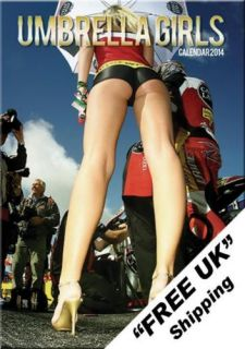 2014 Moto GP Brolly Dolly Calendar Scroll Down 2c 12 More Biker Calendars