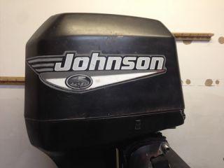 2000 Johnson 200 HP 2 Stroke Outboard Motor Boat Engine 150 250 175 Water Ready