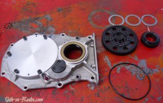 Miliodon Gear Drive for Mopar Big Block Lightly Used