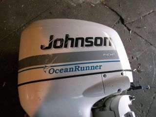 1998 Johnson 150 HP Ficht Outboard Boat Motor Engine Evinrude OMC 90 115 200