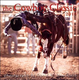 The Cowboy Classic 2014 Wall Calendar