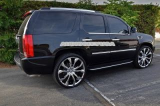 """22"""" Lexani Lust CH for Land Range Rover Wheels and Tires Rims HSE Sports"""