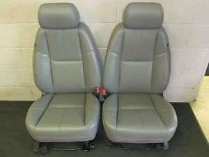 Front Seats for 2007 2013 Chevy GMC Truck Tahoe Suburban Yukon Avalanche