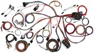 1967 1968 Ford Mustang Complete Wire Harness Kit Direct
