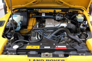 1995 Land Rover Defender 90 Stunning 1 Owner Landrover